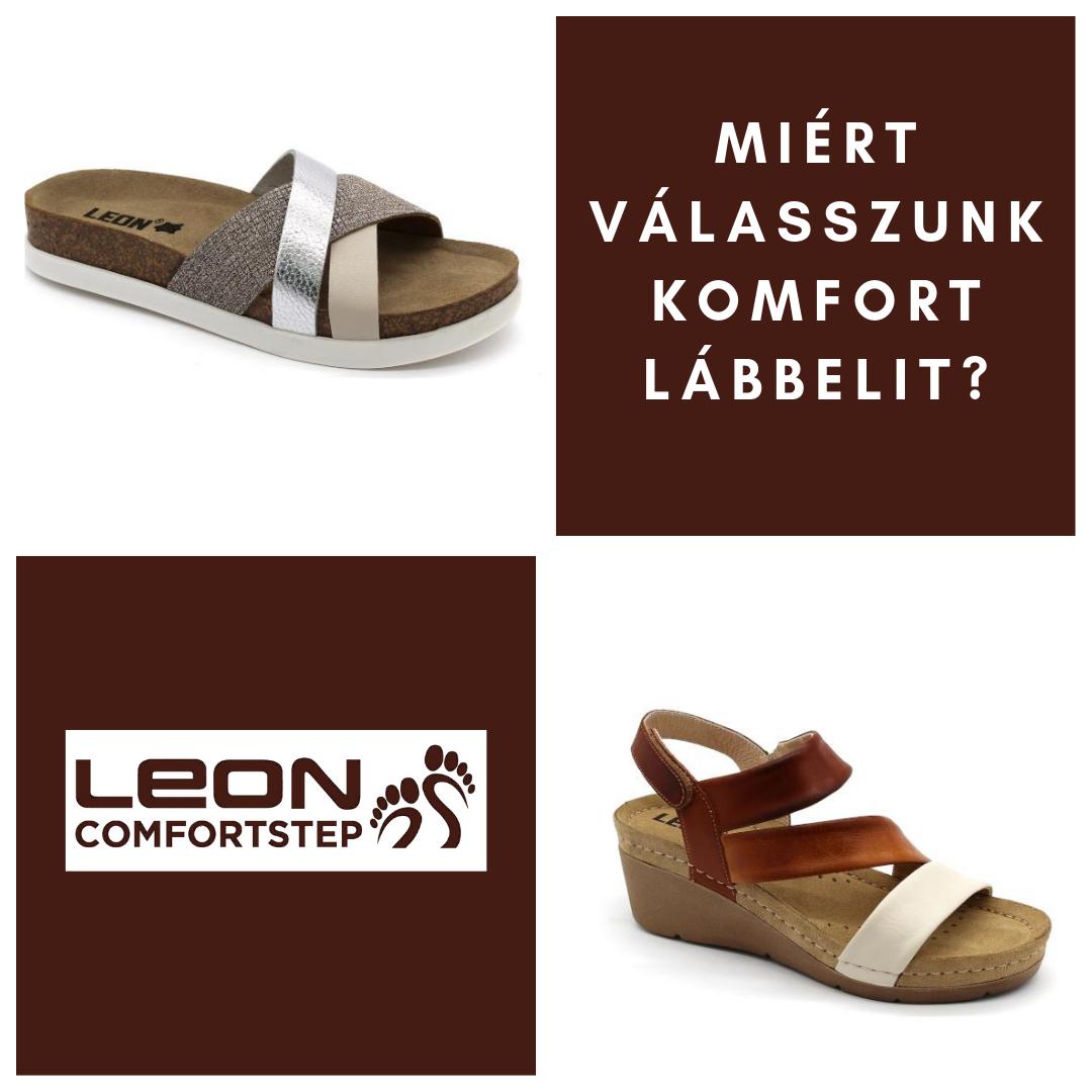Miért válasszunk komfort lábbelit?