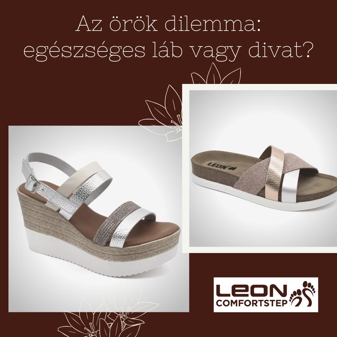 Az örök dilemma: egészséges láb vagy divat?
