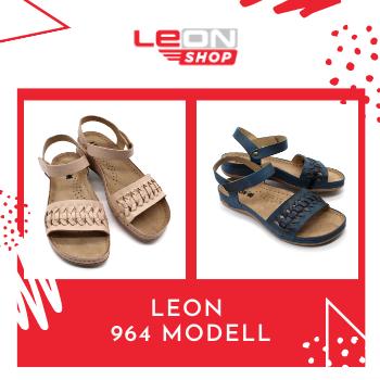 Itt egy igazán fiatalos nyári szandál, a LEON 964!