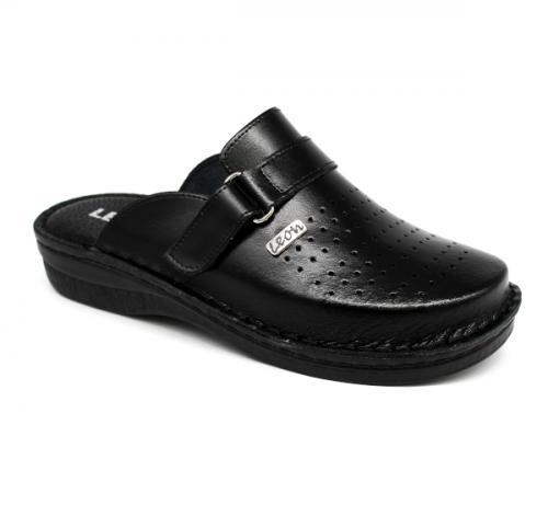 V230 Férfi bőr papucs